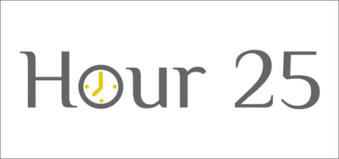 Hour 25 Logo