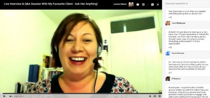 Interview with my favourite client the Digital Marketer Luan Wise